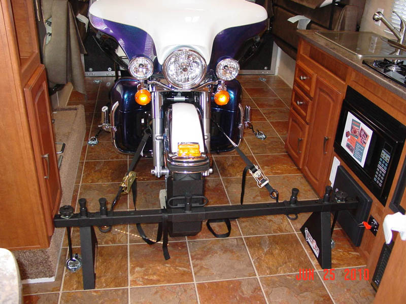 1 Harley Cruiser System Bolt It On Rack Systems