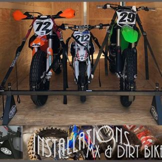 Motorcycle Racks