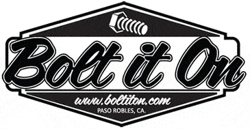 Bolt It On logo
