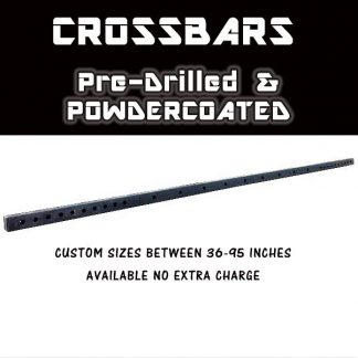 adjustable crossbar