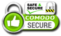 COMODO SECURED SSL SHOPPING
