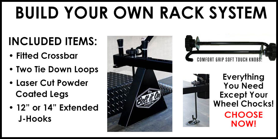 Build Your Own Motorcycle Rack