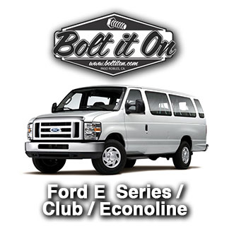 Ford E-Series / Econoline / Club Wagon
